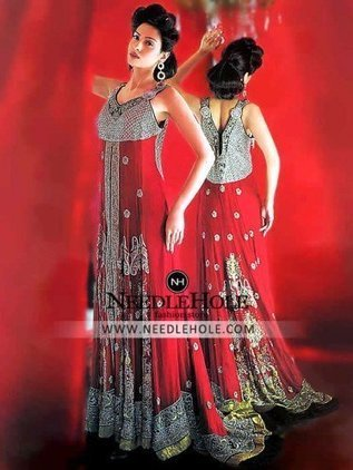 a8c2347adf Pakistani bridal gown in Manchester UK | Pakistani Bridal Dresses, Indian Wedding  Dresses, Engagement