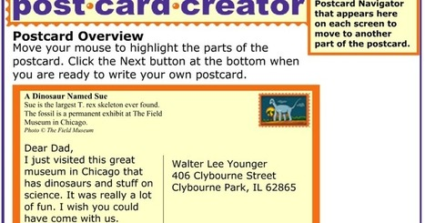 A Handy Tool Students Can Use to Create Postcar