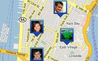 Google atualiza Maps para Android e descontinua serviço Latitude ...   GIS Móvel   Scoop.it