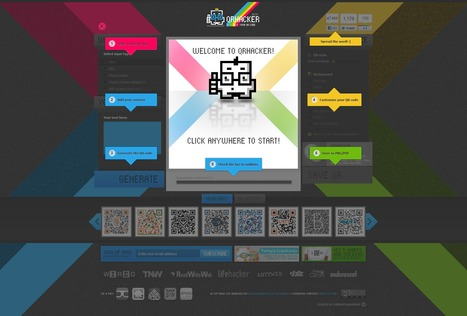 QRhacker.com - Pimp your QR Code   Time to Learn   Scoop.it