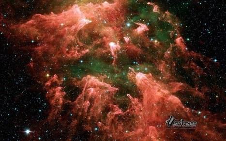 Nueva explicación a la energía oscura en el universo primitivo | Universo y Física Cuántica | Scoop.it