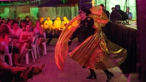 Controversy still hangs over burlesque Hitler performance at Fringe Festival | Celebrating Fabulosity: Pinup to Burlesque! | Scoop.it