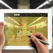 This iPad Drawing App Brings Tracing to the Touchscreen | Wired Design | Wired.com | Maryland School Libraries and Technology | Scoop.it