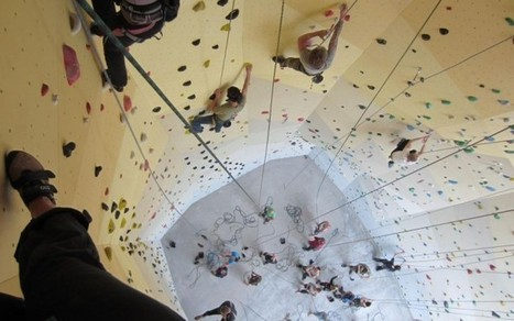 Parametric Climbing Walls | retail and design | Scoop.it