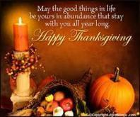 Happy Thanksgiving Wishes Images Sms Messages
