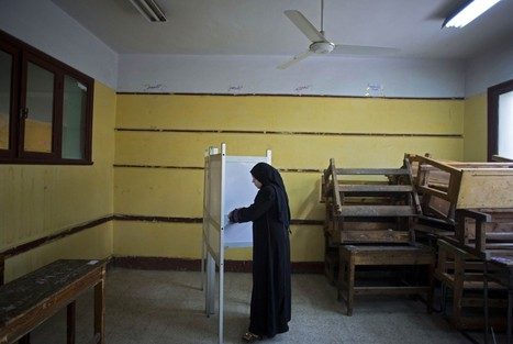 Egypt votes on new constitution amid terror attacks and government crackdown - Washington Post   African Conflicts   Scoop.it