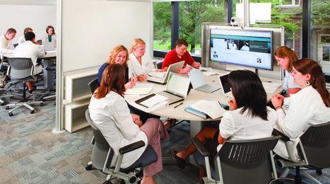 La bonne organisation numérique du lieu de travail | demain un nouveau monde !? vers l'intelligence collective des hommes et des organisations | Scoop.it