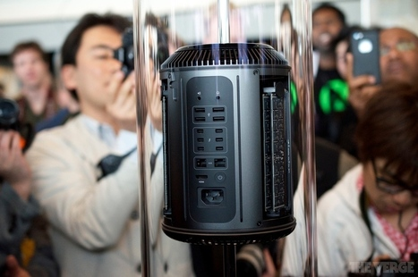 "Apple's new Mac Pro arrives tomorrow starting at $2,999 | ""#Social World, Internet, Gadgets, Computers, CellPhones, Future, Space"" 