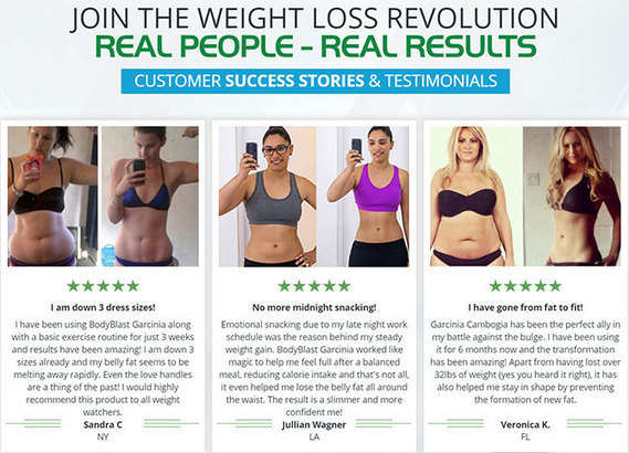 Garicina Body Blast Weight Loss Pill Free Trial Offer Scoop It