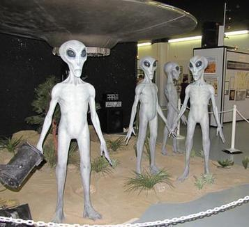 Scientists keep watch for communication from aliens | Strange days indeed... | Scoop.it