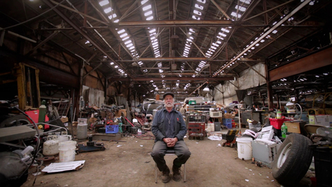 Meet Allan Hill, The Man Who Lives In Detroit's Abandoned Packard Auto Plant | Detroit | Scoop.it