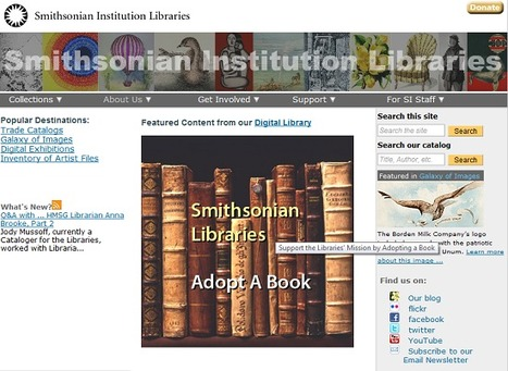 7 Library Tools Students Would Find Handy | Free and Useful Online Resources for Designers and Developers | Learning Commons - 21st Century Libraries in K-12 schools | Scoop.it