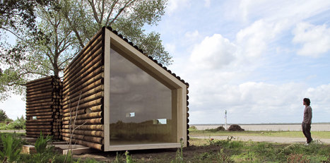 Tas de bois ou cabane ? | Architecture et nature | Scoop.it