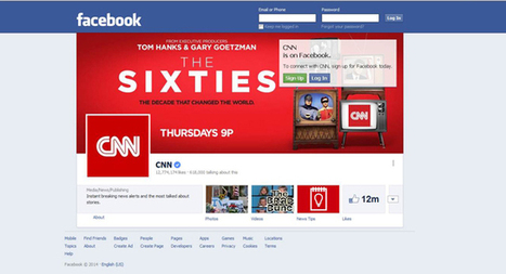 An Inside Look at CNN's Partnership with Facebook for 'THE SIXTIES' - Lost Remote | Social TV by miss_assmann | Scoop.it