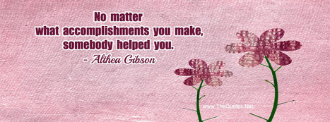 Facebook Cover Image - Inspirational Sayings - TheQuotes.Net | Facebook Cover Photos | Scoop.it