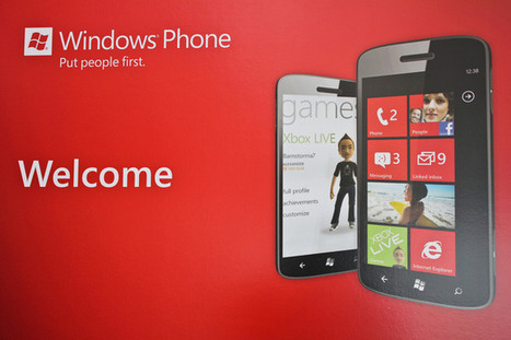 Is Windows Phone's consumer focus killing it? | Microsoft | Scoop.it