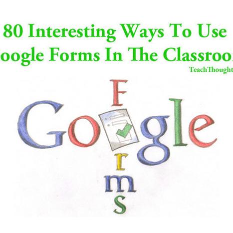 100+ Ways Google Can Save Teachers Time | TEFL & Ed Tech | Scoop.it