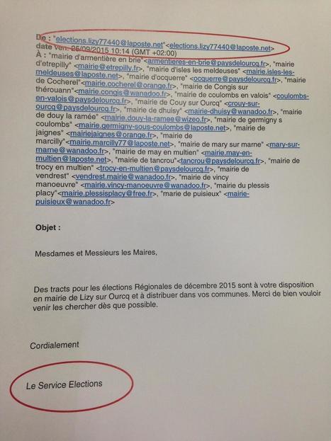 """Régionales : le PS accuse Valérie Pécresse de """"graves irrégularités"""" dans sa campagne en Île-de-France - Le Lab Europe 1   Actualité de la politique française   Scoop.it"""