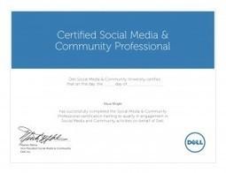 Social Media University: como dell certifica competencias digitales | The digital tipping point | Scoop.it