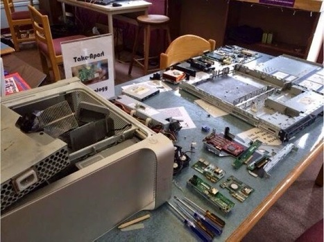 A Principal's Reflections: Impact of a Makerspace | Developing Critical and Creative Thinking Skills with Students | Scoop.it