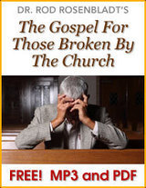 New Reformation Press » The Gospel For Those Broken By The Church | Christianity, theology and today's world | Scoop.it