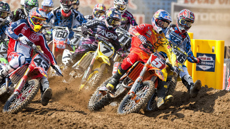 Top-10 Moto Finishes in the WMX Event of the Redbud National ... | motorcycles | Scoop.it