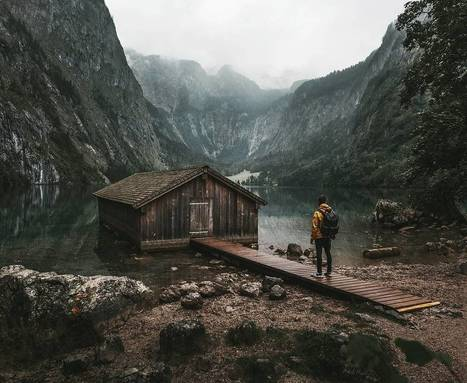 Stunning Adventure Photography by Florian Wenzel | PhotoHab | Scoop.it