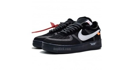 5f7b2d3aad45 Off-White x Nike Air Force 1 Low