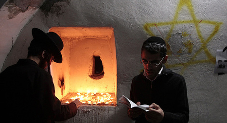Why Israeli ultra-Orthodox secretly visit West Bank tomb | Upsetment | Scoop.it