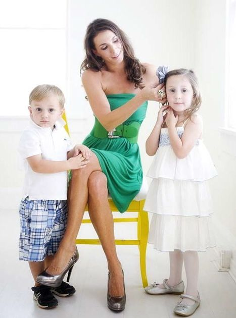 #VoliHero Lea Barlow - Hot Mama of Two and Blogger: Motivation for Sexy, Healthy and Fashionable Motherhood | Housewife Heroes | Scoop.it