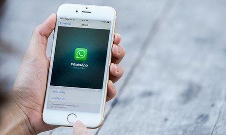 Security flaw could allow WhatsApp to snoop on its customers | MarketingHits | Scoop.it