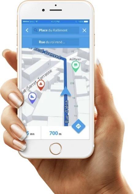 PMR Street   Mes découvertes Android   Scoop.it