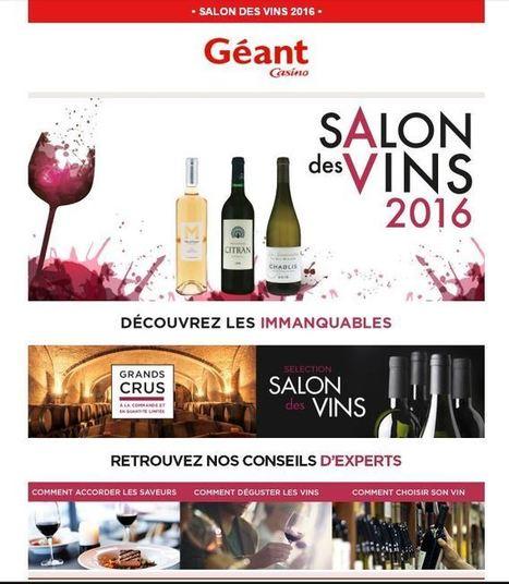 Le mariage parfait entre l'inbound marketing et l'industrie du vin | BenWino | Scoop.it