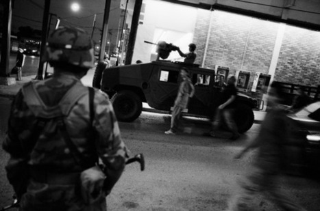 Mexico's Drug Wars - Photo Essays | Geography Education | Scoop.it