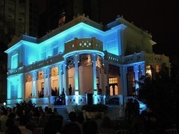 Pinacoteca abre programação com contadores de histórias em Santos - Globo.com | Arte de cor | Scoop.it