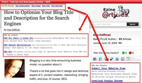 Direct From Google: How To Build A Quality Website In 2012 | SOCIAL MEDIA, what we think about! | Scoop.it