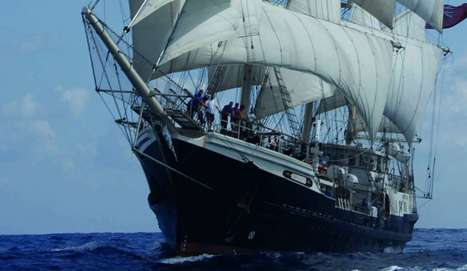 Accessible Tall Ship Sailing Adventures | TravAbility | Accessible Tourism | Scoop.it