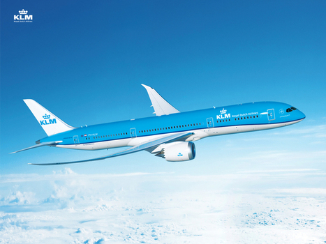 How do you like KLM's Dreamliner's look? | Allplane: Airlines Strategy & Marketing | Scoop.it