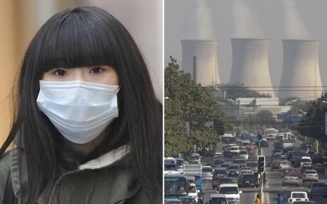 中華人民共和國 facing 'extremely grave' environmental crisis  - Telegraph   Chinese Cyber Code Conflict   Scoop.it