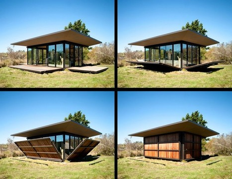 Fascinating Modern Cabin by Olson Kundig Architects | Coffee Break | Scoop.it