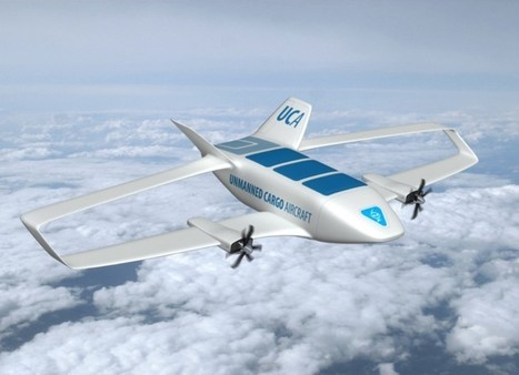 Is the air cargo industry ready for an unmanned aircraft revolution? | AIR CHARTER CARGO AND FREIGHT | Scoop.it