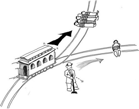 Self-driving cars and the Trolley problem | TIES | Scoop.it