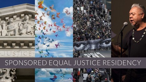 Sponsored Equal Justice Residency: Call For Applications | Social Art Practices | Scoop.it