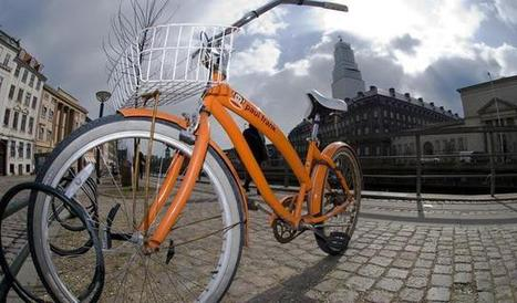 Copenhagen: The world's best city for cyclists   Sustainable Cities   Moove it !  On se bouge !   Scoop.it