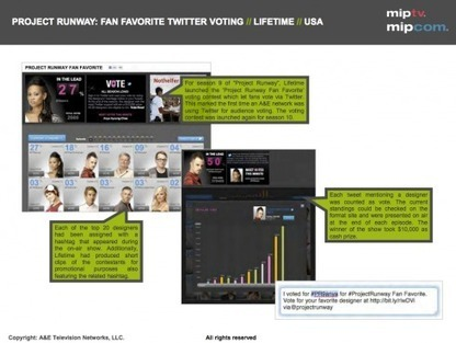 Broadcaster Twitter Strategies: The World's Best Practices – exclusive white paper | | MIPBlogMIPBlog | The Social TV | Scoop.it
