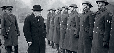 What Would Winston Churchill Do? | Surviving Leadership Chaos | Scoop.it