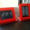 PhotoUpLink.com 3d printed picture frame 1 by mmorrisdev - Thingiverse | 3d printers and 3d scanners | Scoop.it