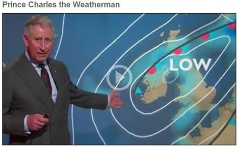 Prince Charles weather forcaster - EFL CLASSROOM 2.0 | British life and culture | Scoop.it