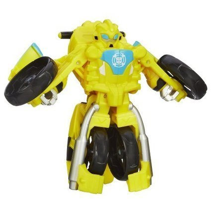 Transformers Rescue Bots Academy Playskool Heroes GRIMLOCK-dinosauro moto