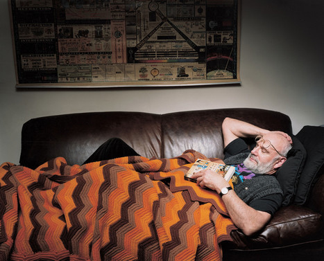 The Fully Immersive Mind of Oliver Sacks - Wired | The nature of Science | Scoop.it
